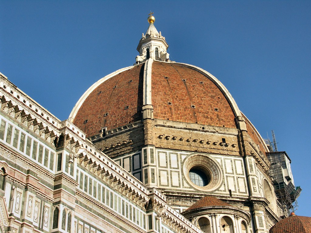 filippo brunelleschis dome its construction Architect massimo ricci's theories are explored this week in a nova/national geographic its creator, filippo brunelleschi the dome's construction.