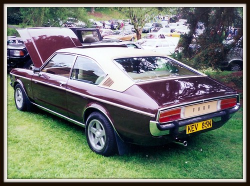 1975 Ford Granada Ghia Coupe | Just look at it.. this is a ...