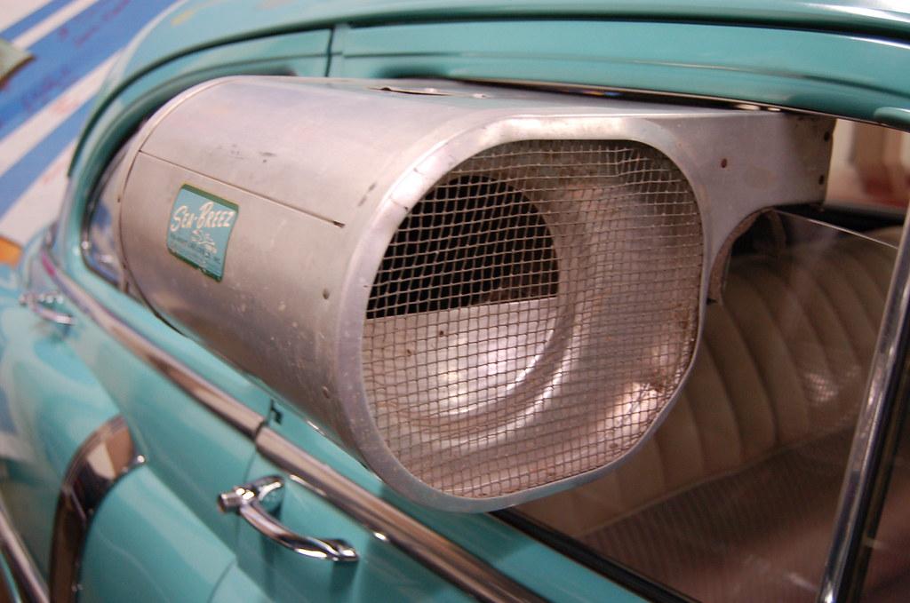 Car Air Conditioner Diagram Parts