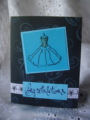 Congratulations Card | by eweandme