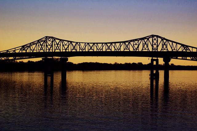 "The Connection At Huntsville >> William J. Hudson ""Steamboat Bill"" Bridge in Decatur, AL | Flickr"