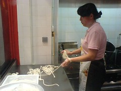 Fresh noodles: the making of | by clotilde