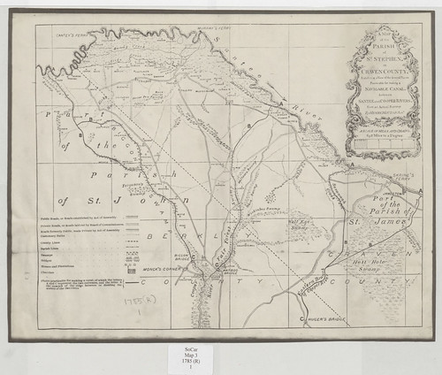 Map_of_the_parish_of_St_Stephen_in_Craven_County
