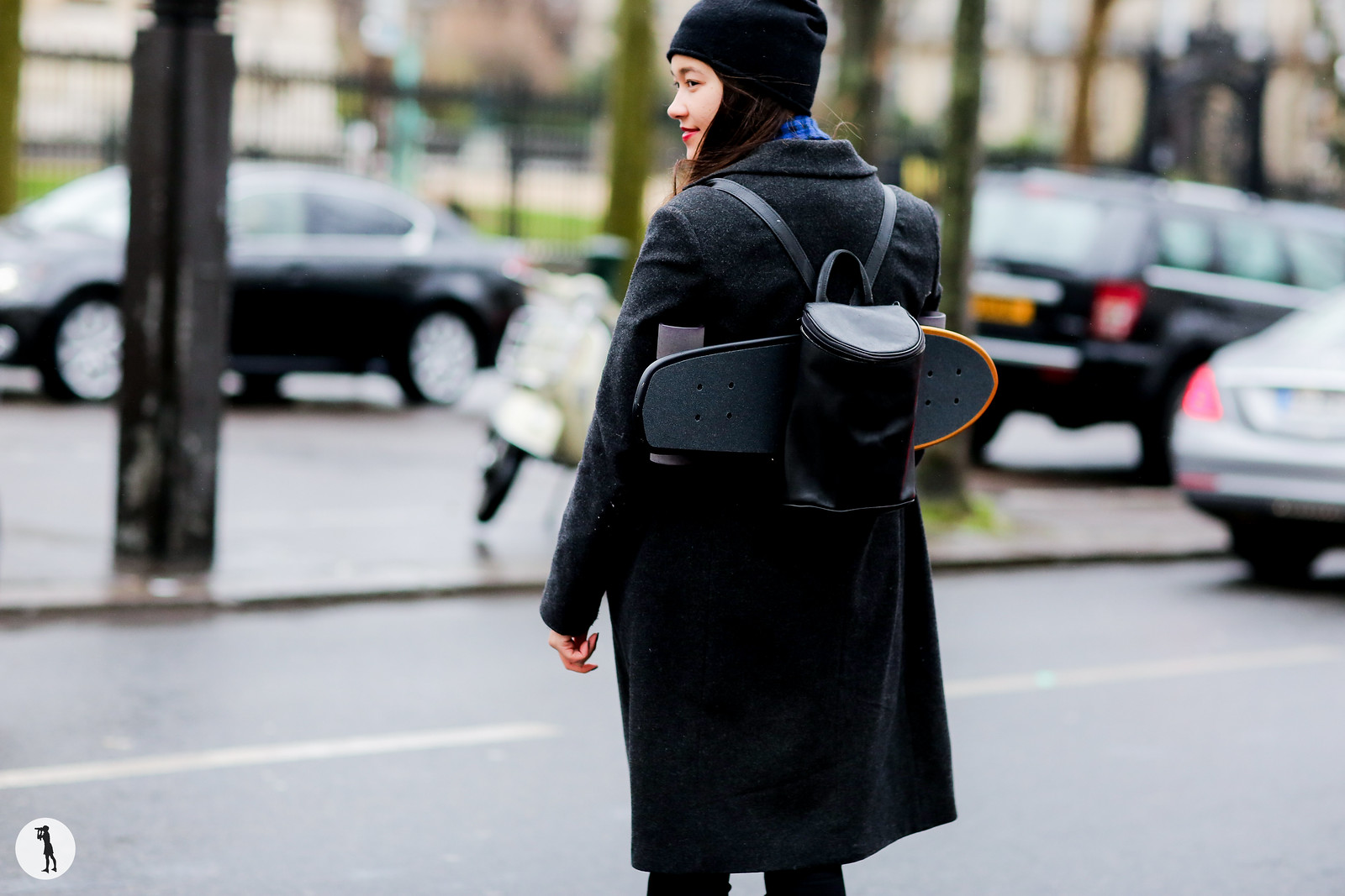 Street style - Paris fashion week HC SS15 (4)