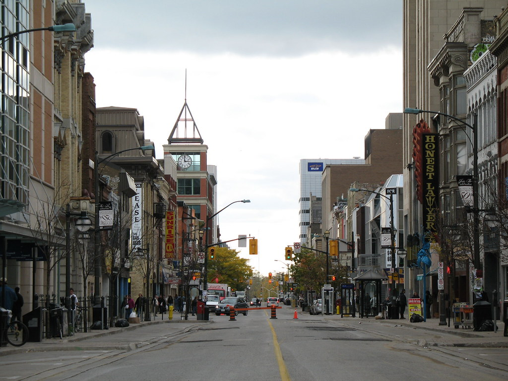 Wellington St Kitchener