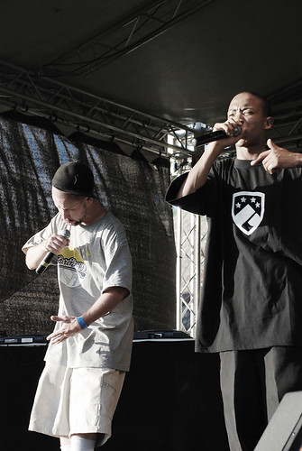 The Realist / Sinister Dexter + Kid Klever @ Summer X 07 | by Dplanet::