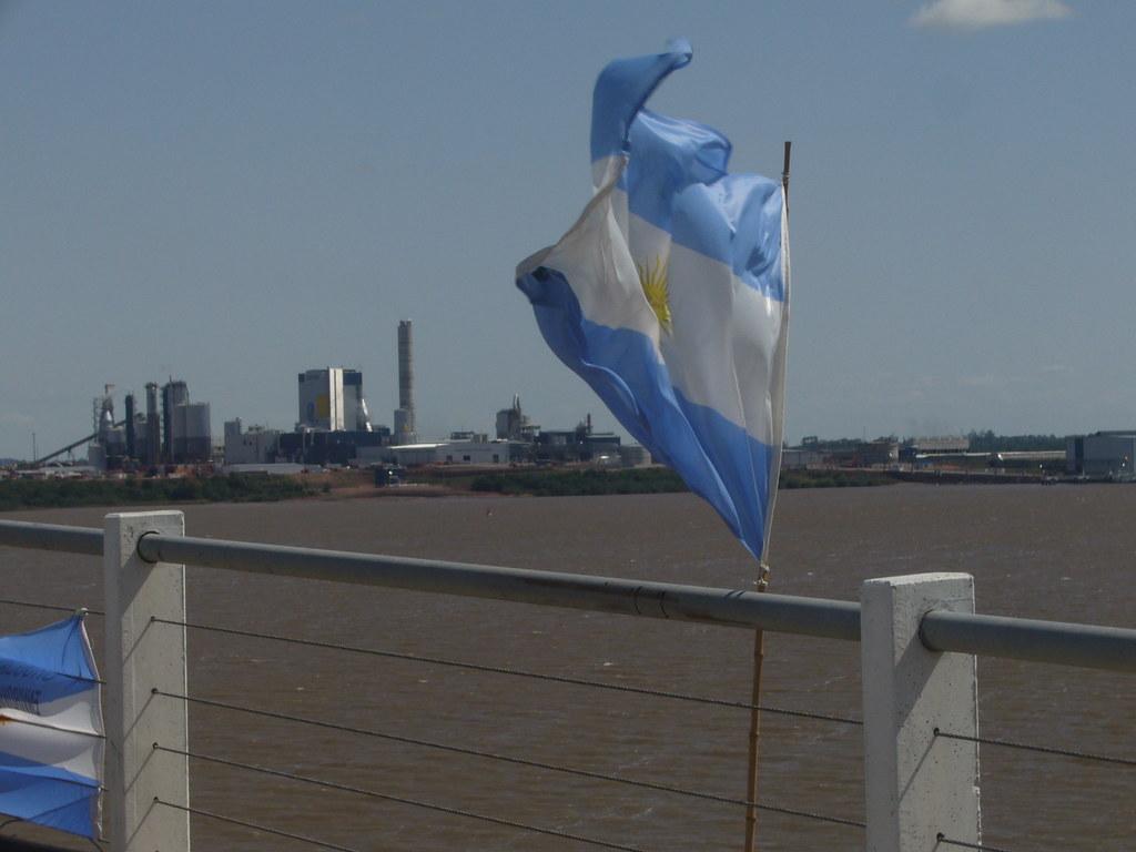 Puente San Martin Uruguay Puente Gral San Martín