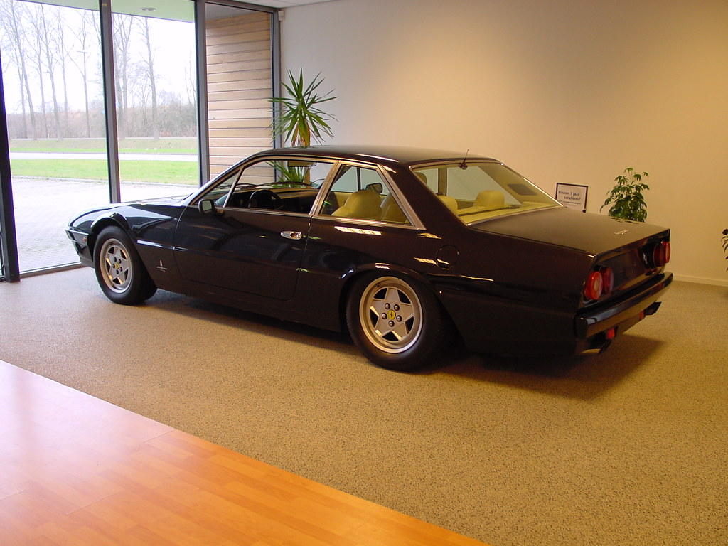 Free And For Sale >> Ferrari 412 aka the Daft Punk Electroma car (2) | for sale