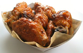 Buffalo Wings | by Nook & Pantry
