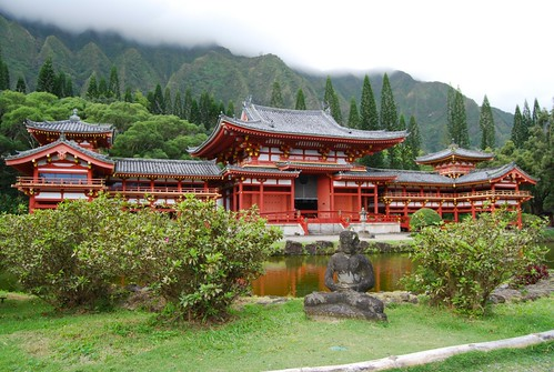 byodo-in temple | by nina.jsc