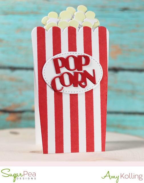 Popcorn Treat Box
