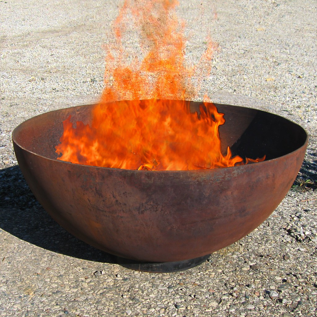 Fire Dome Fire Pit