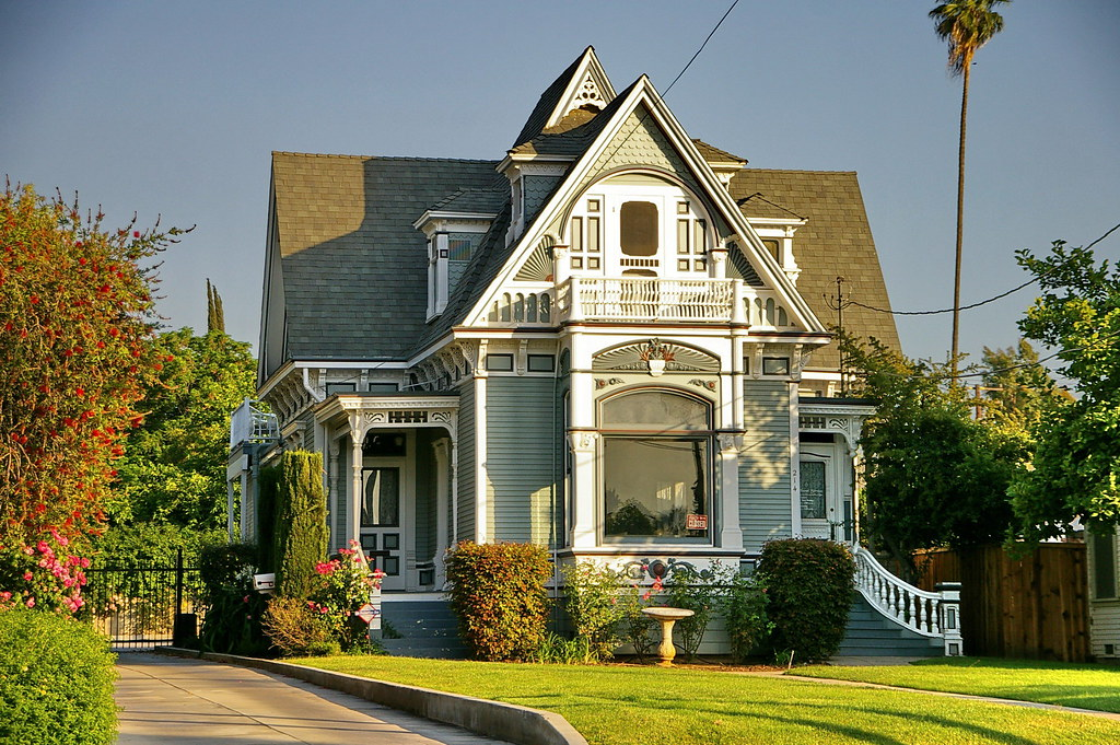 Victorian Homes For Sale In Los Angeles Ca