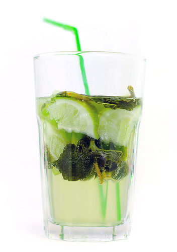 Mojito - Rum = Lemonade | by floodkoff