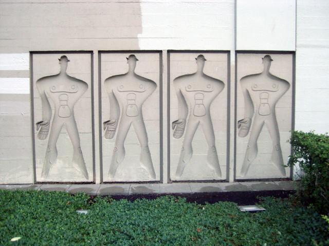 modulor le corbusier berl n aunque no en su forma t pica flickr. Black Bedroom Furniture Sets. Home Design Ideas