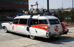 Ghostbusters ECTO-1 | by relux.