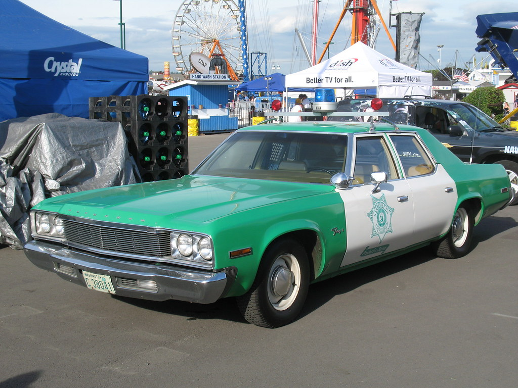 old pierce county sheriff car old school police car it wa flickr. Black Bedroom Furniture Sets. Home Design Ideas
