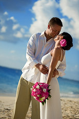 beach wedding cayman islands | by mothernaturebeauty