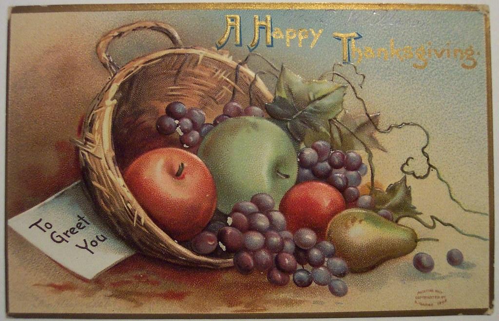 Vintage Thanksgiving Photos 44