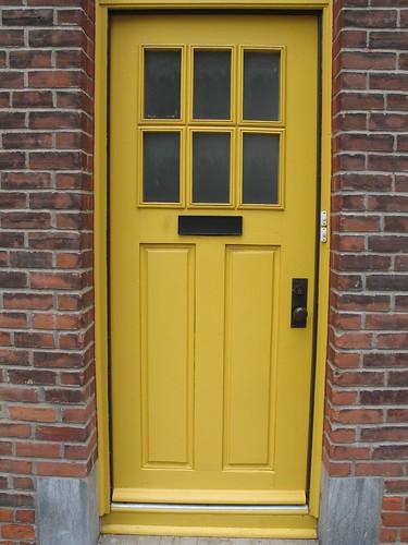 Yellow Door Blogged Allison Gryski Flickr
