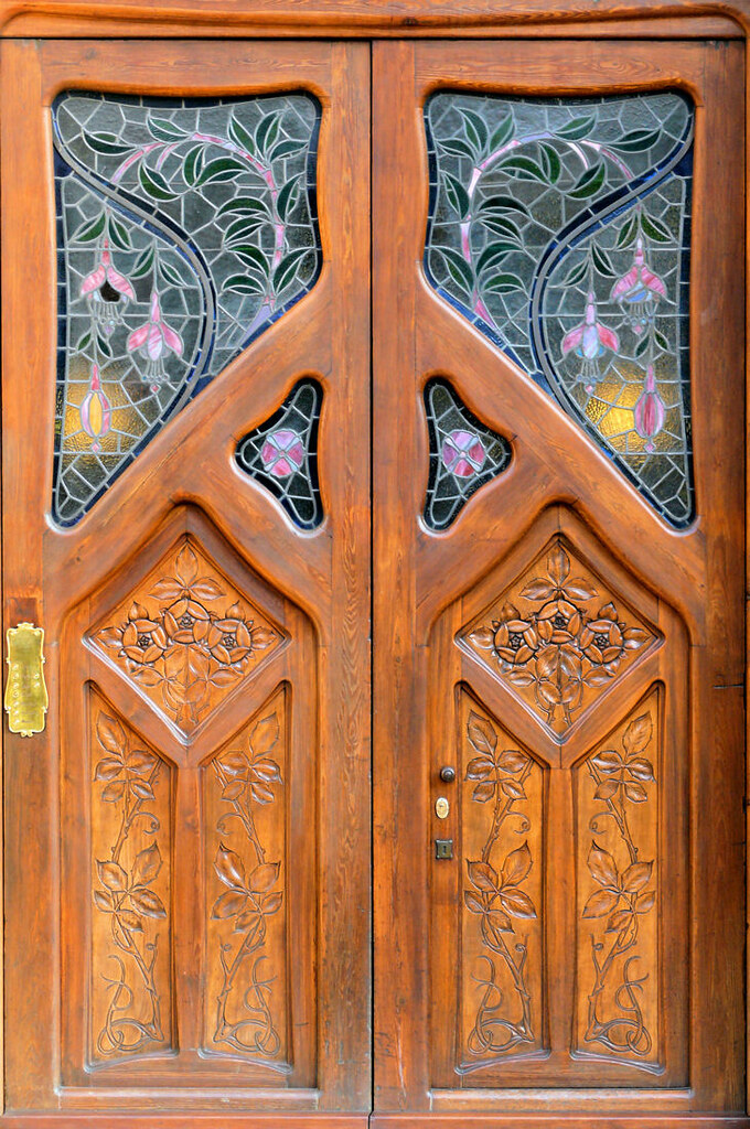 Barcelona gran via 582 22 casa jeroni granell 1902 for Glass door design jobs