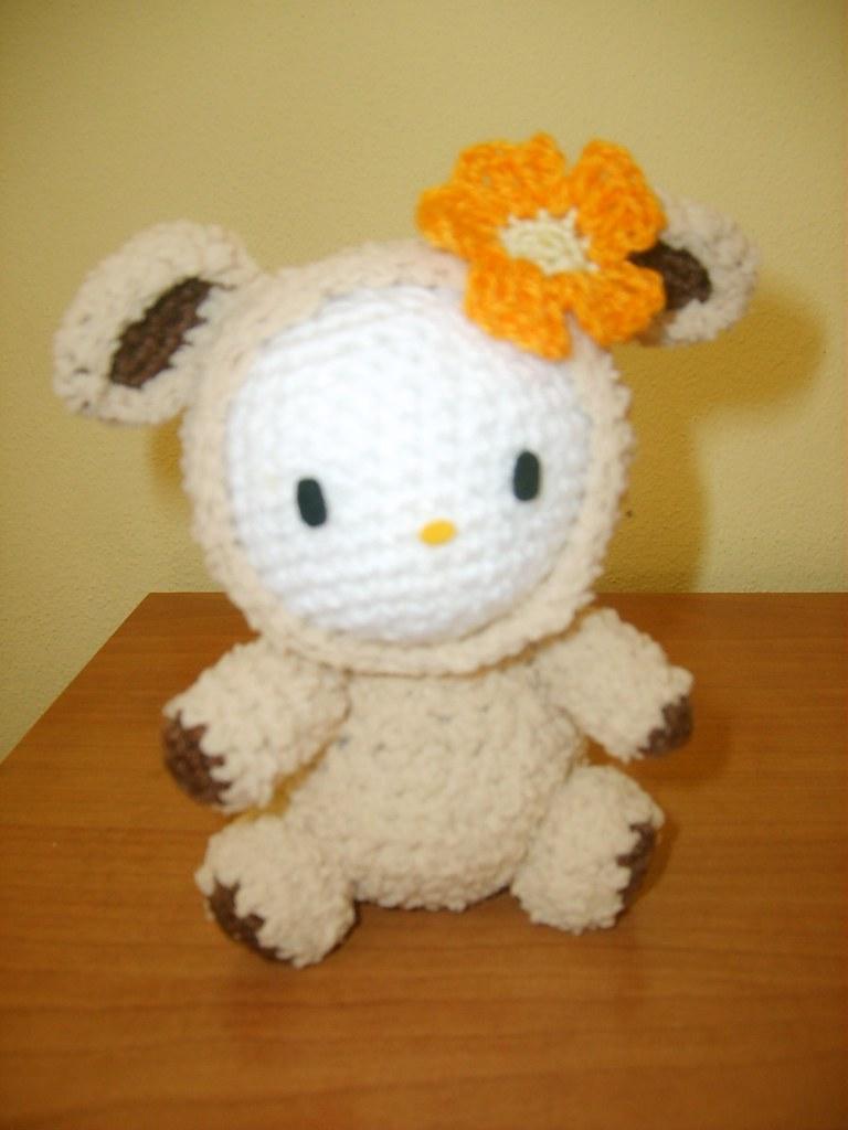 Hello Kitty Pattern | 1024x768