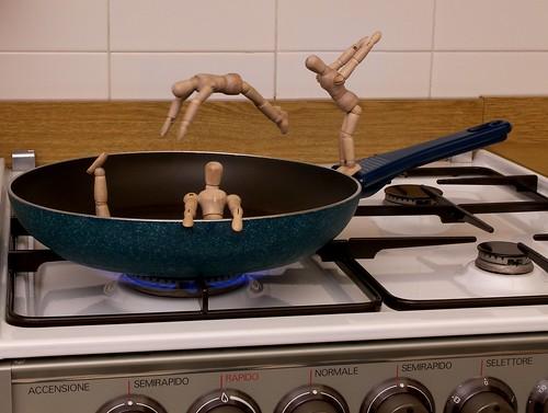 4 salti in padella piscina riscaldata leggete la for Cucinare 4 salti in padella