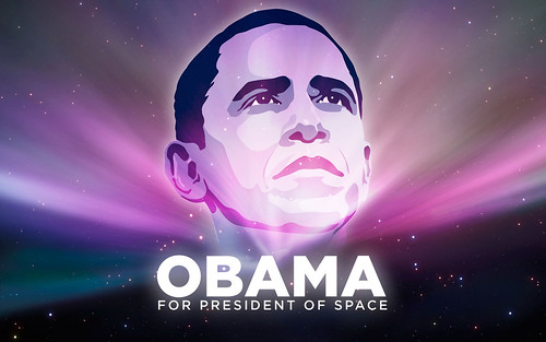 Obama for President of Space | by Peter Gray
