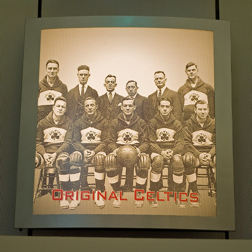 Original Celtics Playing With Flair And Strong