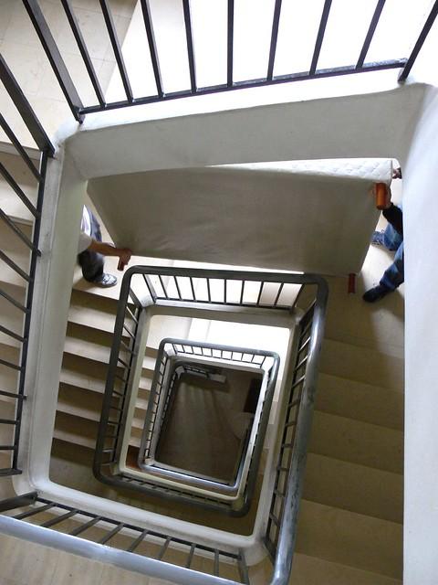 cage d 39 escalier flickr photo sharing. Black Bedroom Furniture Sets. Home Design Ideas