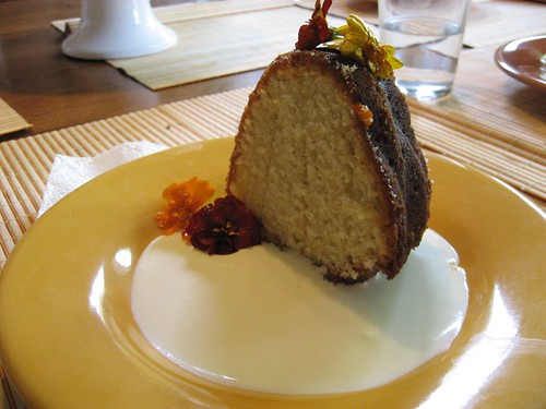 Orange Mousse Cake Pantip