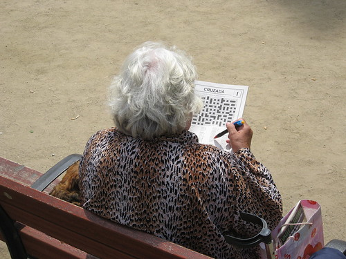 Crossword Puzzle, Barcelona | by jaybergesen