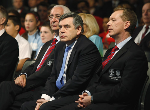 England 2018 bid launch - Gordon Brown | by England 2018 Bid