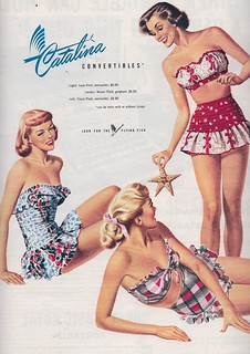 Vintage Catalina Swimsuits 1949 | by Retroarama