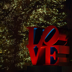 Robert Indiana's Love | by ForsterFoto
