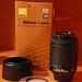 Nikkor 55-200 VR Lens