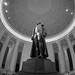 Thomas Jefferson Memorial_B&W_2