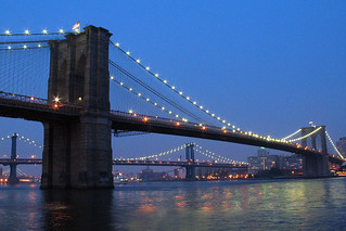 Brooklyn Bridge | by anadelmann