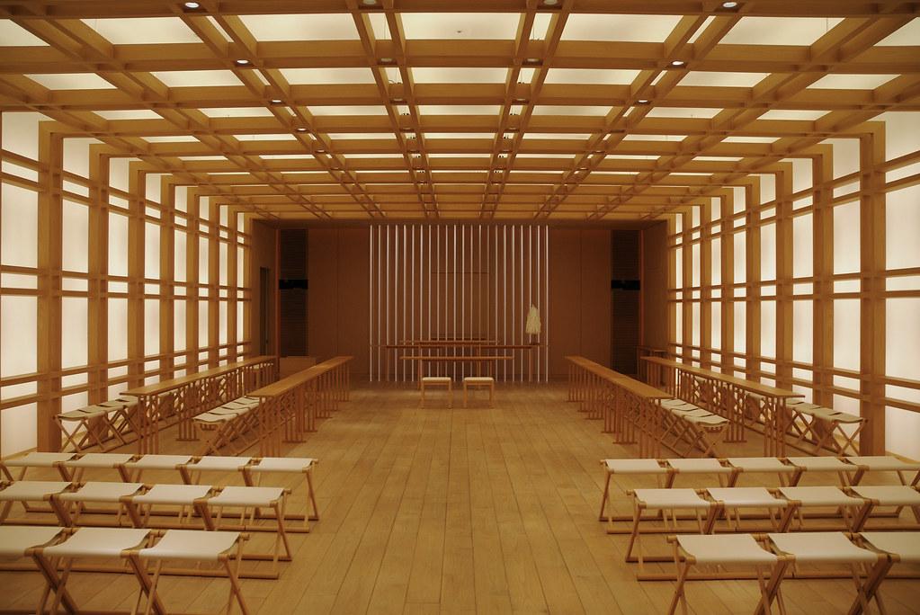 Grand Hyatt Foyer : Shinto wedding hall grand hyatt