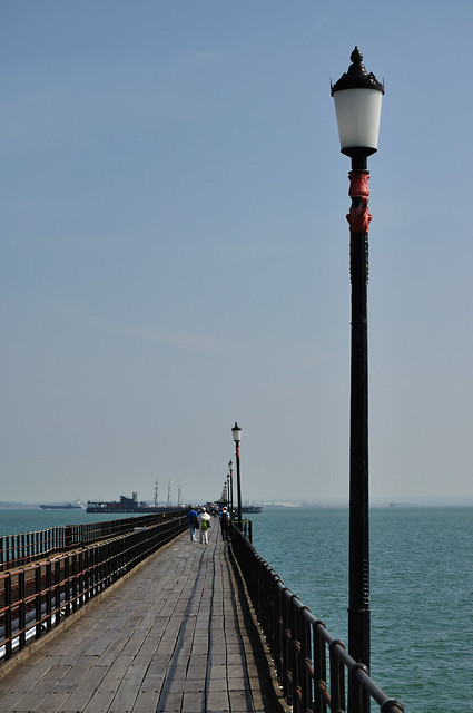 Southend On Sea Pier Longest Pier In The World Flickr Photo Sharing