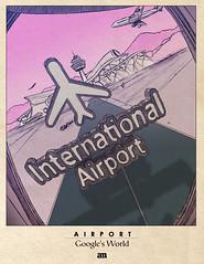 "Airport ""Google's World"""
