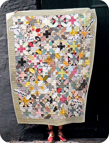 + & X blocks Quilt | by {Leila} Where Orchids Grow