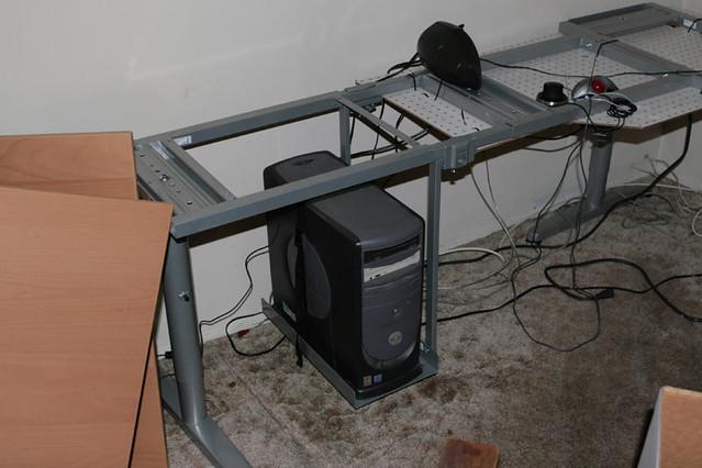 ikea summera computer holder kolby flickr. Black Bedroom Furniture Sets. Home Design Ideas