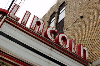 Lincoln Theater detail | by GmanViz