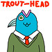 trout-head