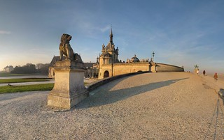 Château de Chantilly - 24-12-2007 - 15h46 | by Panoramas