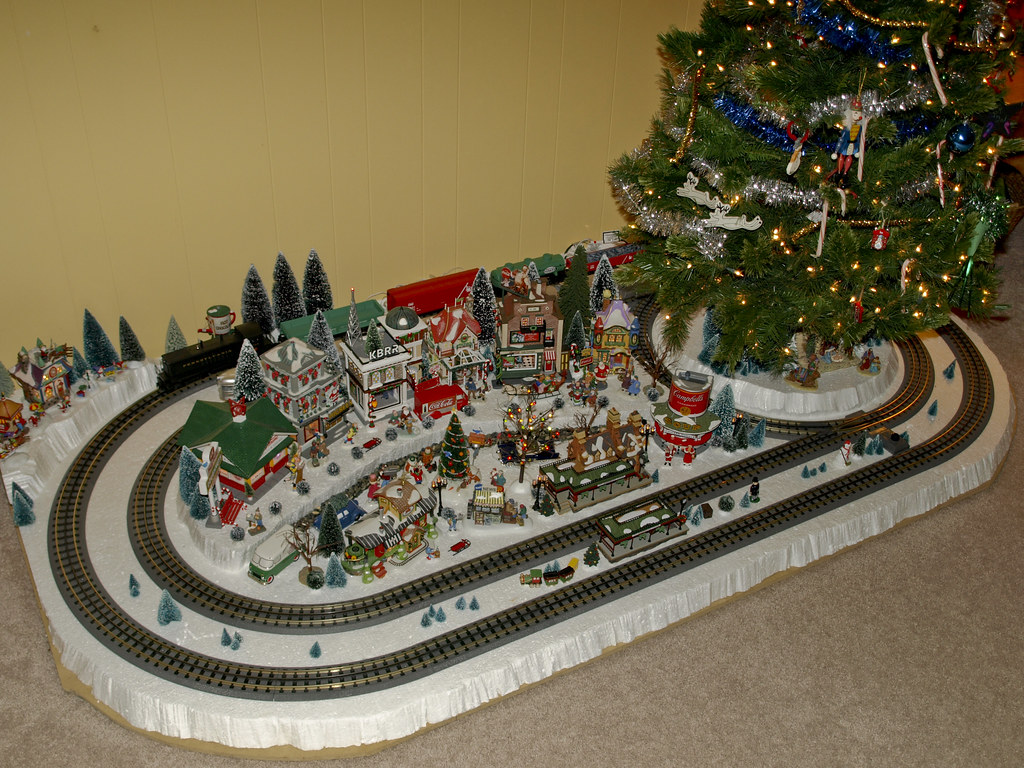 Ho Scale Christmas Trains