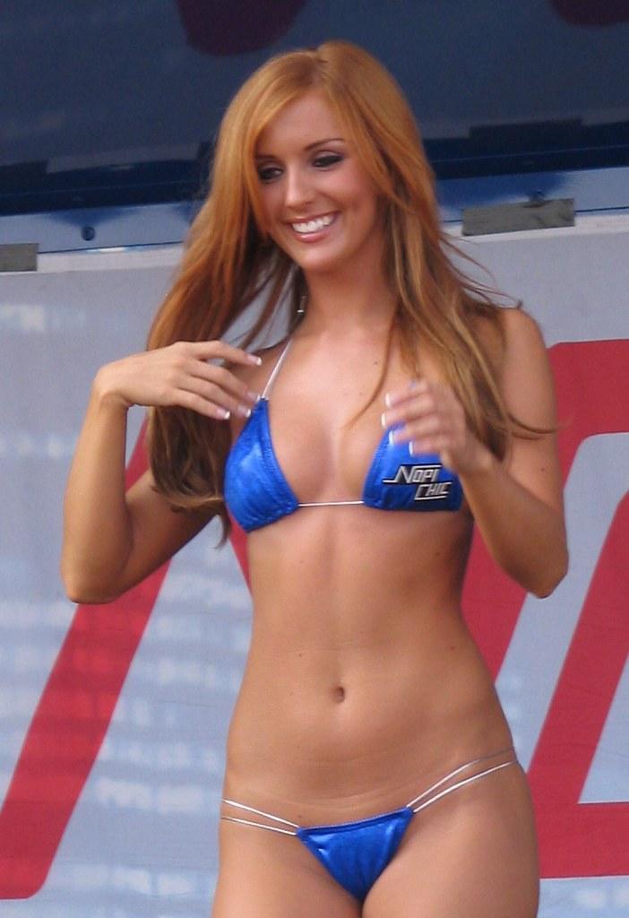 Nopi Chic Bikini Contest