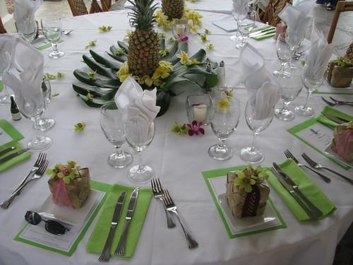 wedding round table settings - Ideal.vistalist.co
