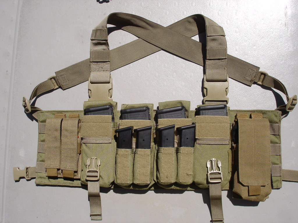 Eagle LE Active Shooter Chest Rig | liberty057 | Flickr